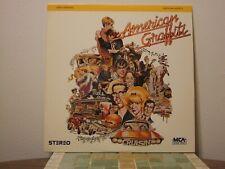 American Graffiti Laserdisc Movie