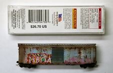 MTL Micro-Trains 31440 Boston and Maine BM 77930 FW Factory Weathered