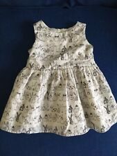 Next Baby Girls Bunny Dress 0-3 months
