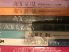 Adventure Time TV Series Complete Season 1-7 (1 2 3 4 5 6 & 7) NEW DVD SET