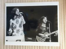 The Kinks Ray Dave Davies original vintage press headshot photo . CONCERT 1973