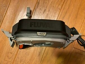 FLUVAL 407 NEW MOTOR HEAD FOR CANISTER FILTER BRAND NEW W/ PRIMER A20104