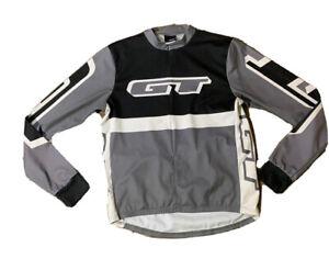GT Racing Men's BMX MTB Long Sleeve Jersey Size XL