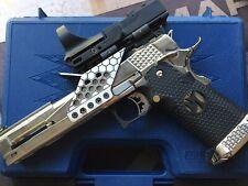 AW Full Metal Airsoft Race Gun( AW, WE)