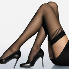 NEW Women Candy Color Long Boot Socks Over Knee Thigh High School Girl Stockings