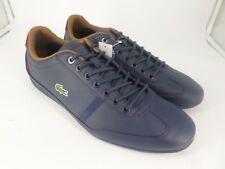 Lacoste Sport Mens Blue Misano Sport 317 Trainer UK 10 EU 44.5 LN20 69
