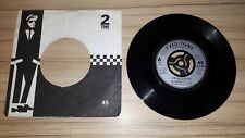 "The Specials - A Message to you Rudy  2Tone Single Vinyl 7"" Mod Ska Reggae 1979"