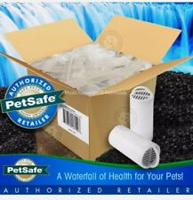 New listing 2- 12 Pack Petsafe Drinkwell 360 Premium Carbon Filters Dog Cat Water Fountain