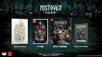 (JAPAN) Nintendo Switch video game MISTOVER [With benefits] Artworks Special box
