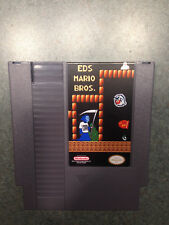 NEW IN 2017! EDS MARIO BROS!  NINTENDO NES BRAND NEW GAME!
