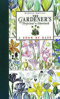 USED (VG) The Gardener's Perpetual Almanack: A Book of Days by Martin Hoyles