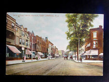 1908 Stores Main St. East Orange NJ post card