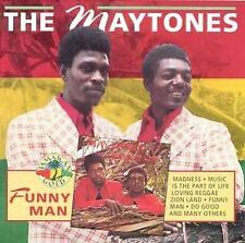 THE MAYTONES - FUNNY MAN NEW CD