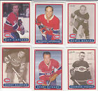 1993 OPC Montreal Canadiens Hockey Fest Jacques Laperriere #15