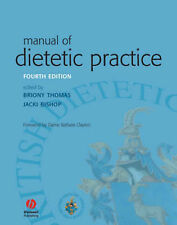 Manual of Dietetic Practice, Very Good Condition Book, , ISBN 9781405135252