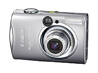 Canon PowerShot Digital ELPH SD800 IS Digital Camera and Case Only