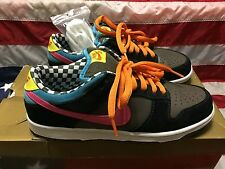 "NIKE DUNK Low Pro SB ""CARNIVAL 720"" shoes 9.5 MEDICOM air max SUPREME stussy"