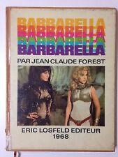 BD BARBARELLA / ERIC LOSFELD EDITEUR 1968