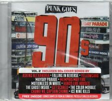 Punk Goes 90's - Vol. 2 - Various Artists CD - New & Sealed