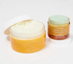 Josie Maran Skin Dope Argan Whipped Face & Body Butter Set