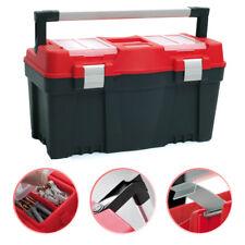 Werkzeugkoffer 60x29cm Kleinteilemagazin Angelkiste Werkzeugkasten Werkzeugkiste