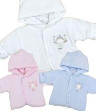 Cotton Blend Girls' Coats, Jackets & Snowsuits (0-24 Months)
