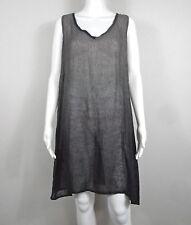 FLAX ~ NWT New!! Ombré Sheer Linen Gauze Dress ~ Small ~ NTSF