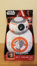Star Wars GOGLOW BB-8 PAL 2 IN 1 NIGHT LIGHT & SOFT TOY *BNIB* GO GLOW
