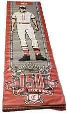 Cincinnati Reds Street Banner Honoring 1935 Team (NOT MLB AUTHENTICATED)
