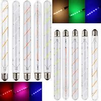 5 Colors Vintage Retro T30 5W E27 LED Edison Filament Light Lamp Bulbs 110V 220V
