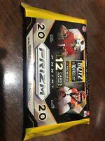 2020 PANINI PRIZM FOOTBALL FACTORY SEALED JUMBO HOBBY 1 PACK FROM BOX - HERBERT