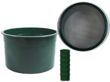 """# 20 MESH 6"""" Mini CLASSIFIER Sifting PAN For Your GOLD Pan Panning PROSPECTING"""