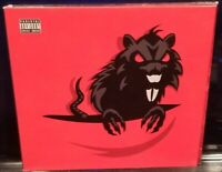 Insane Clown Posse - Flip The Rat CD psychopathic records oujia macc juggalo icp