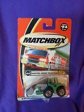 2000 Matchbox Shovel Nose Tractor Build It #94 Cars Vehicle Construction Machine