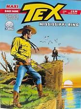 Fumetto Bonelli Editore Maxi Tex Inedita n 29 Novembre 2021 Mississippi Ring