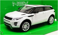 Welly 1/24 Scale 24021W - Land Rover Range Rover Evogue - White