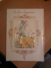 Happy 40th Birthday Especially for You Card With a Envelope