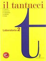 il Tantucci, LABORATORIO 2, Poseidonia scuola, cod:9788848257206 tantucci/roncor