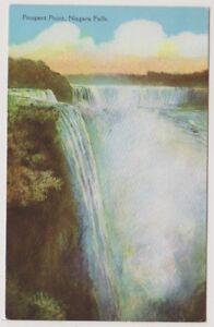 Canada postcard - Prospect Point, Niagara Falls (A185)