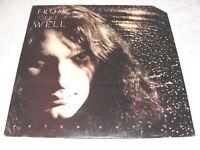 "Peter Koppes ""From The Well"" 1989 Rock LP, SEALED!, Vinyl, Original TVT Pressing"