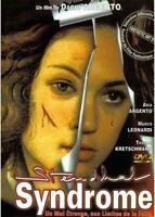 DVD Syndrome Dario Argento Occasion