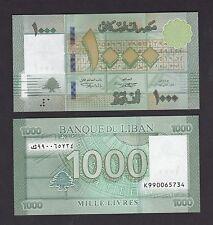 Lebanon 1000 Livres (2016) Replacement K99 NEW - UNC
