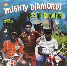 Mighty Diamonds, The - Pass the Knowledge - Reggae Anthology [New Vinyl]
