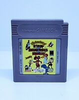 Adventures of Rocky and Bullwinkle and Friends (Nintendo Game Boy, 1991)