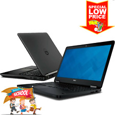 "Dell Latitude E7450 Ultrabook (14"" LED, Intel 5th Gen i5, 256GB SSD, 16GB RAM)"