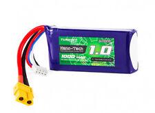 Turnigy Nano-Tech Plus 1000mAh 3S 11.1V 70C 140C LiPo Battery XT60 Race Drone