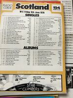 p1-3 ephemera record chart 1978 june 9th scotland boney m martell