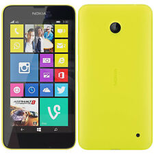 Nokia Lumia 635 - 8GB - yellow (Unlocked) Smartphone Factory Sealed