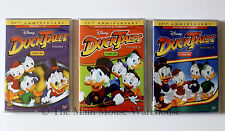 Volume 1 2 & 3 Disney Channel Classic Cartoon Series Ducktales DVD 75 Episodes