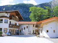 5T Last Minute Urlaub im Hotel Schlossblick in Tirol für 2P + Halbpension !